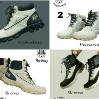 Sepatu Boots Rone Safety Indonesia Original Shoes Tracking,Hiking.