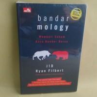 (Baru) Buku Bandar Mology - Membei Saham Gaya Bandar Bursa . Ryan F