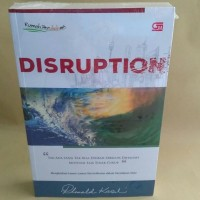 (Baru) Buku Disruption Prof. Rhenald Kasali ilmu Disruptive Innovation