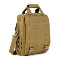 Jual tas laptop army multifungsi bisa selempang dan ransel Murah