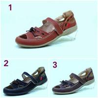 harga Sepatu Sendal Kickers Slop Woman Pita Kulit Asli Original Handmade Tokopedia.com