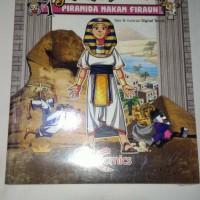 Sejarah dunia 1 Piramida Makam Firaun Tales runner Educomics
