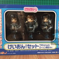 Nendoroid Petit set the Limited Edition TBS/Lawson K-ON!