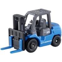 Tomica 70 Forklift Toyota Miniatur Alat Berat Replika Diecast