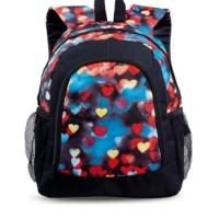 LOVE BLACK BACKPACK Bag Tas Wanita Ransel/Tas Cangklong Branded Sophie