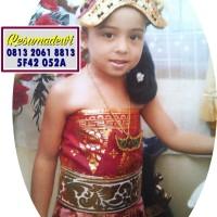 Jual Bali Wanita Lengkap | Baju Adat Kostum Karnaval Pentas Seni Tradisi An Murah