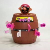 Jual Runningman Game Pirate Roulette (Ukuran Large) // Mainan Unik Seru Murah
