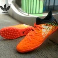 Sepatu Futsal Adidas Techfit - Orange
