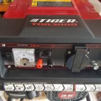 Generator set Tiger TGR3000 Genset Rumah Kecil Murah 1000 watt