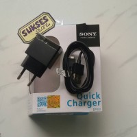 charger sony xperia / adaptor / cas hp sony xperia original 100% ep881