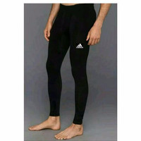 Jual celana legging leging training pria futsal gym fitness kiper olahraga Murah