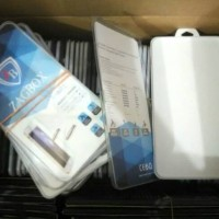 PACKING MIKA TEMPERED GLASS /WADAH TEMPERED GLASS