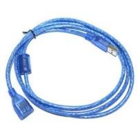KABEL USB MALE FEMALE 1.5M / PERPANJANGAN USB / USB EXTENDER EXTENTION