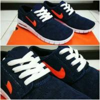 Running - Nike Max Janoski Navy Made in Vietnam /Size 40 41 42 43 44