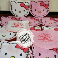 goodie bag ultah tenteng hello kitty/ tas souvenir ultah hello kitty