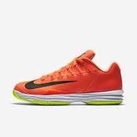 Sepatu Tenis Nike Lunar Ballistec 1.5 - Hyper Orange Original