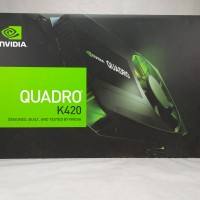VGA LEADTEK QUADRO K420 - 2GB DDR3