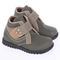Jual Sepatu Boot Anak Laki-Laki | Olive - Catenzo Junior CAM 417 Murah