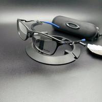 Frame Kacamata OAKLEY TAILHOOK anti uv hitam biru Kw Super