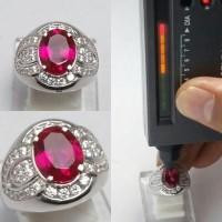 harga Batu Cincin Merah Siam Bangkok Super Istimewa, Berkelas Tokopedia.com
