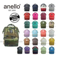 NeeShopImport - ANELLO - Backpack Cotton Canvas Small
