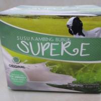 Jual Susu Kambing Etawa Super E Netto 250gram Susu Bubuk Kemasan Sachet Murah
