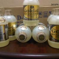 Gold-G Sea Cucumber Jelly - Ekstrak Gamat/Teripang Emas Jeli Agen Di