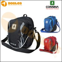 Tas selempang Consina Oracle L Large Travel Pouch sling Bag slempang