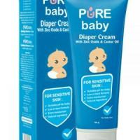 Pure Baby Diaper Cream Rash 100 gram
