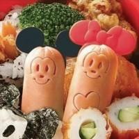 Sausage Mold Mickey ( Pemotong Sosis)