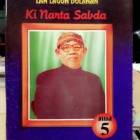 Kumpulan Gendhing-Gendhing lan Lagon Dolanan Ki Narto Sabdo Jilid 5