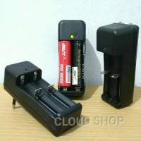 Jual Charger Baterai Vape/Vapor/Rokok Elektrik 2 SLOT Murah