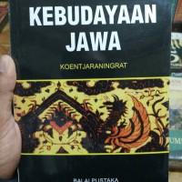 kebudayaan Jawa Rp. 40.000