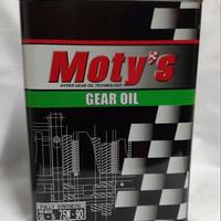 Oli Motys-Racing Gear Oil 75W-90 4 Liters (PartNo. M405-B)
