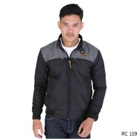 Jaket Catenzo Black RC 119