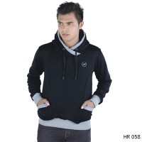 Sweater Catenzo Black HR 058
