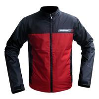 Respiro Essenzo Sporto R1 Black Red | Jaket Motor Harian Pria