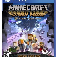PS4 Minecraft Story Mode R2