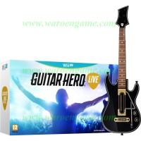 Wii U Guitar Hero Live + Guitar Bundle
