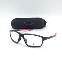 Kacamata / Frame Oakley Crosslink Zero Matter Ducati Black Red