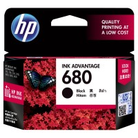 TINTA HP 680 BLACK ORIGINAL