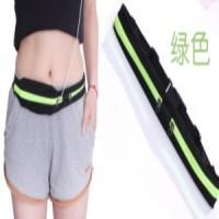 Tas Jogging model Ikat Pinggang - Double Pocket Running Belt