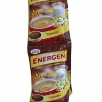 Energen Rasa Coklat (Sereal) - 1 Gtg