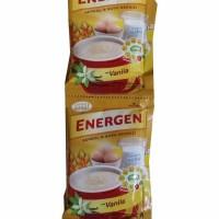 Energen Rasa Vanilla (Sereal) - 1 Gtg