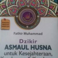 Buku Islam. Zikir Asmaul Husna