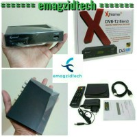 TV DIGITAL SET TOP BOX TV TUNER GENERASI 2
