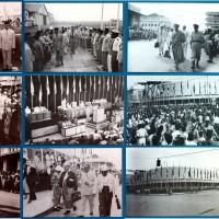 KARTUPOS / KARTU POS KONFERENSI ASIA AFRIKA 10 KARTUPOS