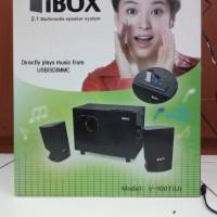 Speaker Aktif 2.1 iBOX V100TU
