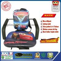 harga Kursi Boncengan Anak Motor Matic Karakter Cars Tokopedia.com