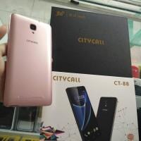 hp citycall gatotkaca ram1gb/8gb android lollipop 5inc 2kame